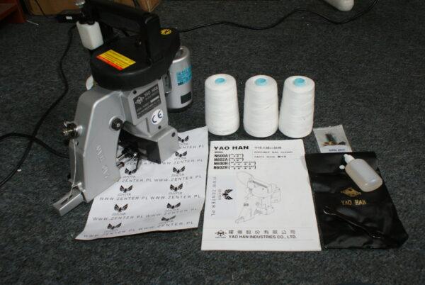 Zaszywarka ręczna YAO-HAN N 600A -2617
