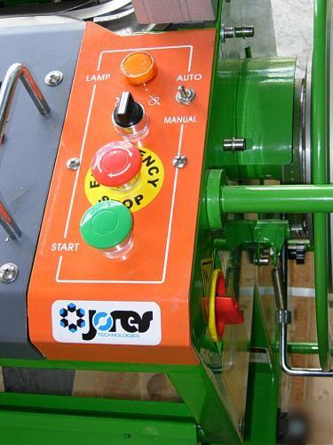 Automatyczna Wiązarka ramowa taśm DAX 86-3083