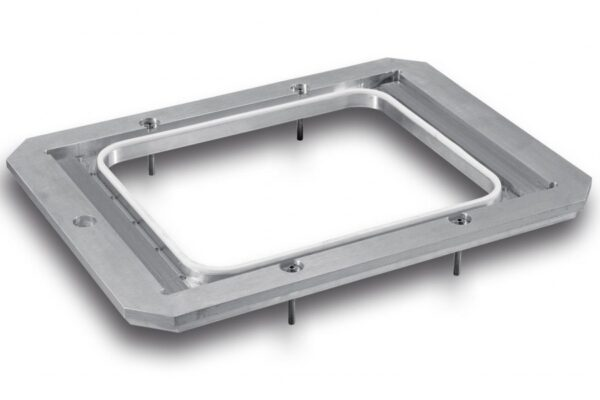Traysealer do pakowania tacek lavezzini VG 800 LCD-3746