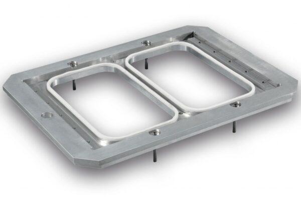 Traysealer do pakowania tacek lavezzini VG 800 LCD-3744