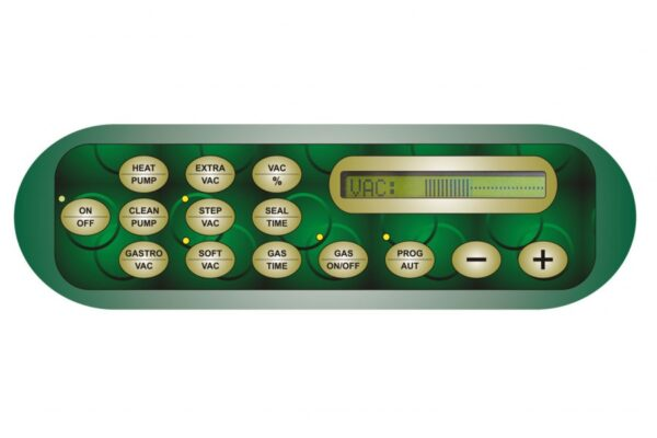 Traysealer do pakowania tacek lavezzini VG 800 LCD-3741