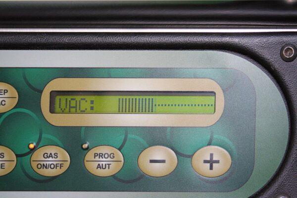 Traysealer do pakowania tacek lavezzini VG 800 LCD-3748
