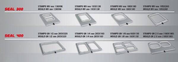 Traysealer do pakowania tacek SV 300-3397
