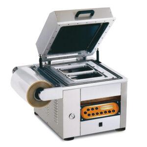 Traysealer do pakowania tacek lavezzini VG 600 LCD-0