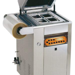 Traysealer do pakowania tacek lavezzini VG 800 LCD-0