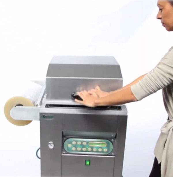 Traysealer do pakowania tacek lavezzini VG 800 LCD-2782