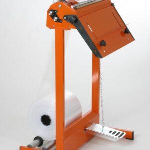 Zgrzewarka impulsowa do folii HACONA SB 420 2x420 mm zgrzew-0