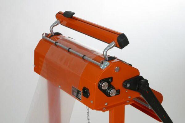 Zgrzewarka impulsowa do folii HACONA SID 420 inox 2x5mm zgrzew-1478