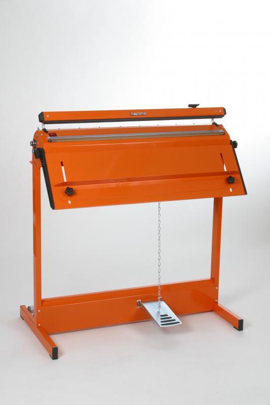 Zgrzewarka impulsowa do folii HACONA SID 620 inox 2x5mm-1498