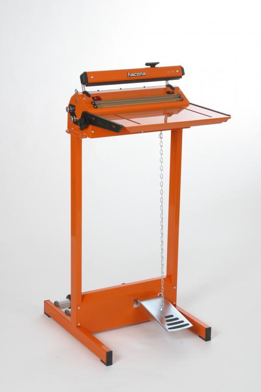 Zgrzewarka impulsowa do folii HACONA SID 620 inox 2x5mm-1500