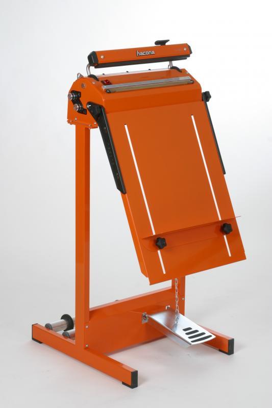 Zgrzewarka impulsowa do folii HACONA SID 620 inox 2x5mm-1496