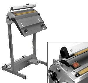 Zgrzewarka impulsowa do folii HACONA SIB 420 inox 2x420mm zgrzew-0