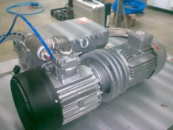 Przemysłowa Pakowarka Próżniowa HACONA V-TYPE-3739