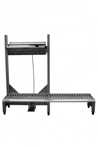 Zgrzewarka impulsowa z transportem rolkowym Hacona InLine SiD 620-1590