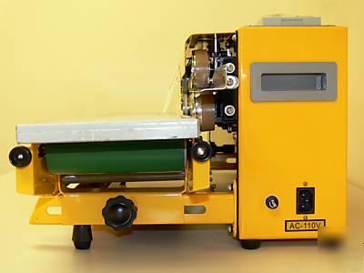 Zgrzewarka stałocieplna z taśmociągiem FRBM-810IM-2281