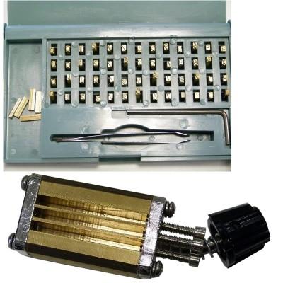 Automatyczny Datownik Numerator DAX 241G-2407