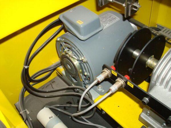 Automat pakujący TP 6000 z ramą 1250 x 600 mm-3105