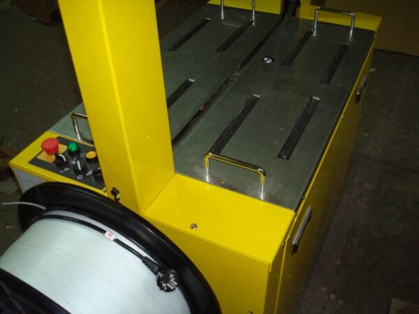 Automat pakujący TP 6000 z ramą 1050 x 600 mm-3096