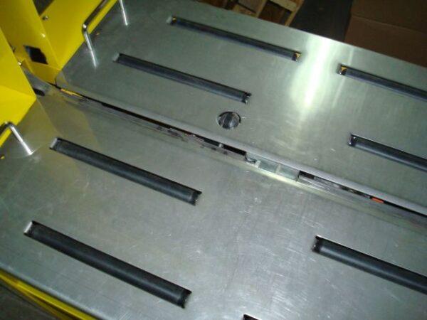 Automat pakujący TP 6000 z ramą 1050 x 600 mm-3097