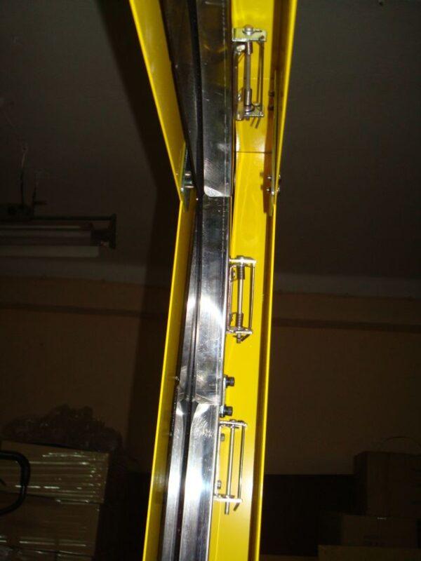 Automat pakujący TP 6000 z ramą 850 x 600 mm-3100