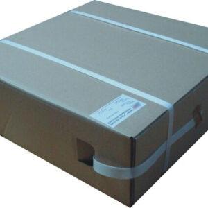 Taśma polipropylenowa PP 12 x 0.60/w kartoniku/1000 m/biała-0
