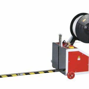Półautomat do pakowania palet TP 202MV (do taśmy 16 mm)-0