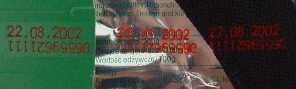 Drukarka hotstampingowa UniData-3414