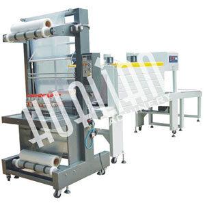 Foliowarka, zamykająca produkty w zgrzewki TF 6540 SA + Tunel BSE 5040-0